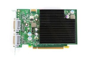 Nvidia P345 GeForce 7300GT 256Mb Video Card DVI-I 630-8946 Apple Mac Pro A1186