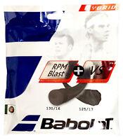 1 x Pack Of Tennis String (12m) - Ashaway, Babolat, Gosen & Head - Free P&P