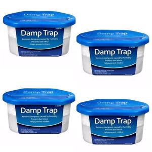 Damp Trap Dehumidifier Interior Mould Moisture Catch Mildew Remover Caravan Home