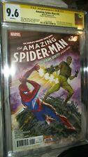 THE AMAZING SPIDERMAN #25 CGC 9.6 SS Signed by John Romita Sr (Spectacular #2)
