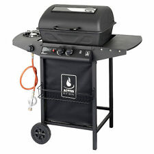 Lava stone gas grill 5.5 KW + side burner 2.5 KW