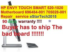 HP ENVY TOUCHSMART 520-1020 Motherboard 696484-001 705028-001 repair service