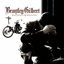 Brantley Gilbert - Halfway to Heaven [New CD]