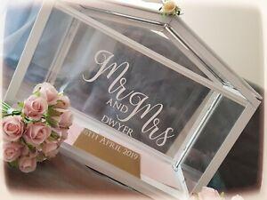 Wedding Wishing Well Personalised