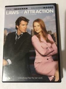 Laws of Attraction (DVD, 2004) Canadian Widescreen. Pierce Brosnan