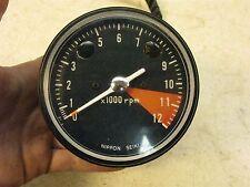 1970 honda cb175 h911~ tach tachometer