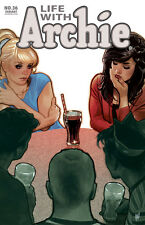LIFE WITH ARCHIE #36 (2010 Series) Adam Hughes Variant DEATH OF ARCHIE!
