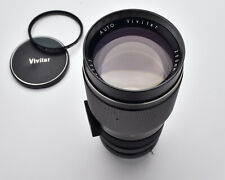 Vivitar Auto 200mm f/3.5 Telephoto Lens with TX/T4 M42 Mount Tokina (#3844)