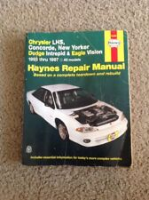 Haynes # 25025 Repair Manual Chrysler LHS Series, 93 - 97 newyorker concord