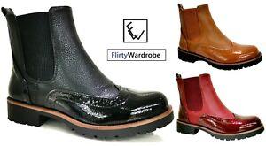 Ankle Boots Combat Punk Biker Vintage Leather PU Shoe 2020 Blogger Style Womens