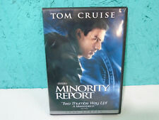 Minority Report (Dvd, 2002, 2-Disc Set, Full Screen)