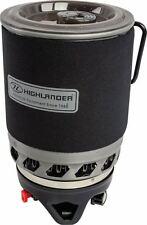 Highlander 1.1L Camping cooking Pot Stove Turboboil Cooker