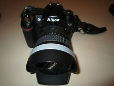 Nikon D D80 10.2MP Digital SLR Camera - Black (Kit w/ 18-70mm Lens)