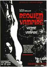 Requiem For Vampire Poster 01 A2 Box Canvas Print