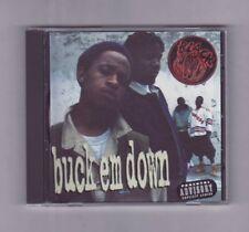(CD) BLACK MOON - Buck Em Down / Murder MC's / 4 Trk