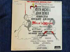 Man of La Mancha cast album (2LP undated) Keith Michell, Joan Diener, MCA2-10010