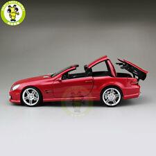 1:18 Daimler Mercedes Benz SL 63 AMG RMZ Model 240001 Diecast Model Car Red