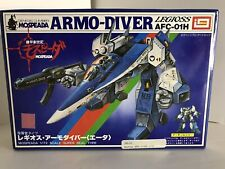 VINTAGE IMAI GENESIS CLIMBER MOSPEADA ARMO-DIVER AFC-01H 1/72 SCALE MODEL KIT