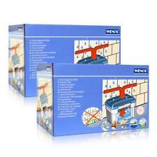 2x Wenko Feuchtigkeitskiller - Raumentfeuchter,1 kg