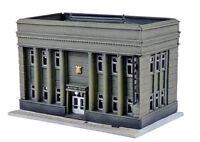 Tomytec (Building 035-2) Bank B (Community Bank & Trust) 1/150 N scale