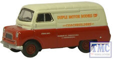 76CA013 Oxford Diecast 1:76 Scale OO Gauge Duple Motor Bodies Ltd Bedford CA Van