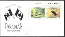 Canada  # 1770 & 1771 Pair     BIRDS OF CANADA - 4a     New 1999 Unaddressed