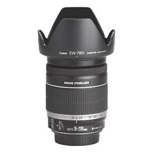 Canon EF-S 18-200mm f/3.5-5.6 IS - 2 Year Warranty