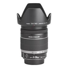 Canon EF-S 18-200mm f/3.5-5.6 IS - 2 Año De Garantía