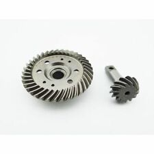 HR Steel Helical Spiral Differential Diff Ring/Pinion Gear for E-REVO 3.3 SUMMIT