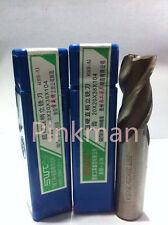 5pcs 12.5mm Three Flute HSS Aluminium End Mill Cutter CNC Bit