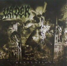 VADER - Revelations LP - RED Colored Vinyl - Death Metal - SEALED new copy