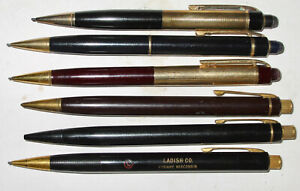 Eversharp Skyline Pencils Lot of 6