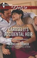 NEW - Caroselli's Accidental Heir (The Caroselli Inheritance)