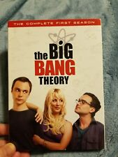THE BIG BANG THEORY COMPLETE FIRST SEASON 1  tv show