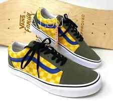 Sneakers Men's VANS Old Skool Otw Rally Checker Suede Canvas VN0A4BV5VZN