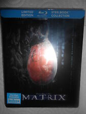 MATRIX CANADIAN LIMITED EDITION EXCLUSIVE STEELBOOK SEALED BRAND NEW RARE !!