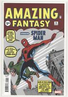 Amazing Fantasy #15 FACSIMILE Edition REPRINT * GEMINI SHIPPING
