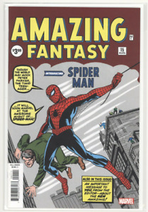 Amazing Fantasy #15 FACSIMILE Edition REPRINT * GEMINI SHIPPING