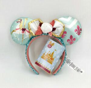 Ear Minnie Mouse Disney 2020 Headband Main Attraction King Arthur's Carousel