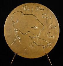 Médaille Pearl Sydenstricker Buck USA Writer influance USA / China inspiration