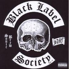 """BLACK LABEL SOCIETY """"SONIC BREW""""  CD NEUF"""