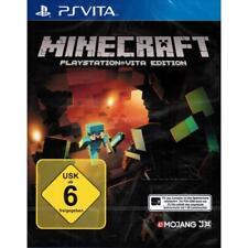 Minecraft komplett in Deutsch für Sony PSV PS VITA Spiel, NEU