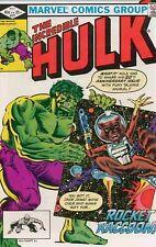 Incredible Hulk #271 Marvel 1981 VF 1st Rocket Raccoon Guardians Of The Galaxy