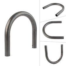 210mm Flat Cafe Racer Rear Seat Frame Hoop Loop For Suzuki GS 650 750 850 1100