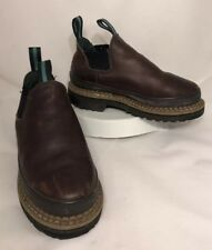 Georgia Boot GIANT ROMEO Womens Work Shoe Size 5.5 Leather Oil Resistant GR362