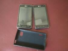 LG Optimus F3 - VM720 - Silver (FreedomPop) Smartphone