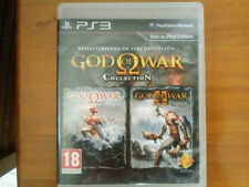GOD OF WAR COLLECTION PS3  FÍSICO,COMPLETO PAL ESP!!!