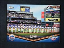 2018 Topps Opening Day Baseball Stadium #ODB-NYM New York Mets
