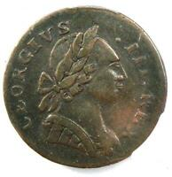 1788 Machin's Mills Halfpenny Coin 1/2P - PCGS XF40 (EF40) - $1,300 Value!