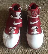 Mens Nike Zoom Soldier IV TB Size 14 - 407630-105 Lebron